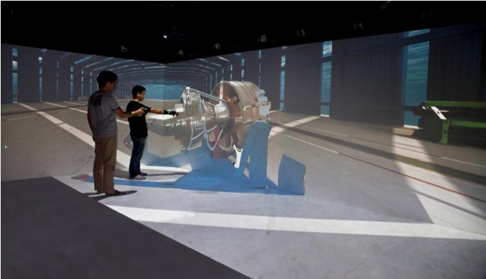 VR汽车等专业综合解决方案